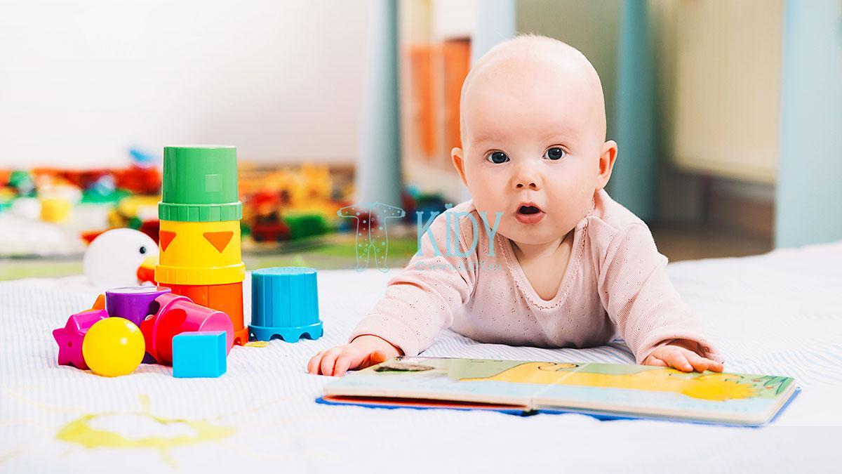 Kaip vystosi ir ką turi gebėti Jūsų mažylis?