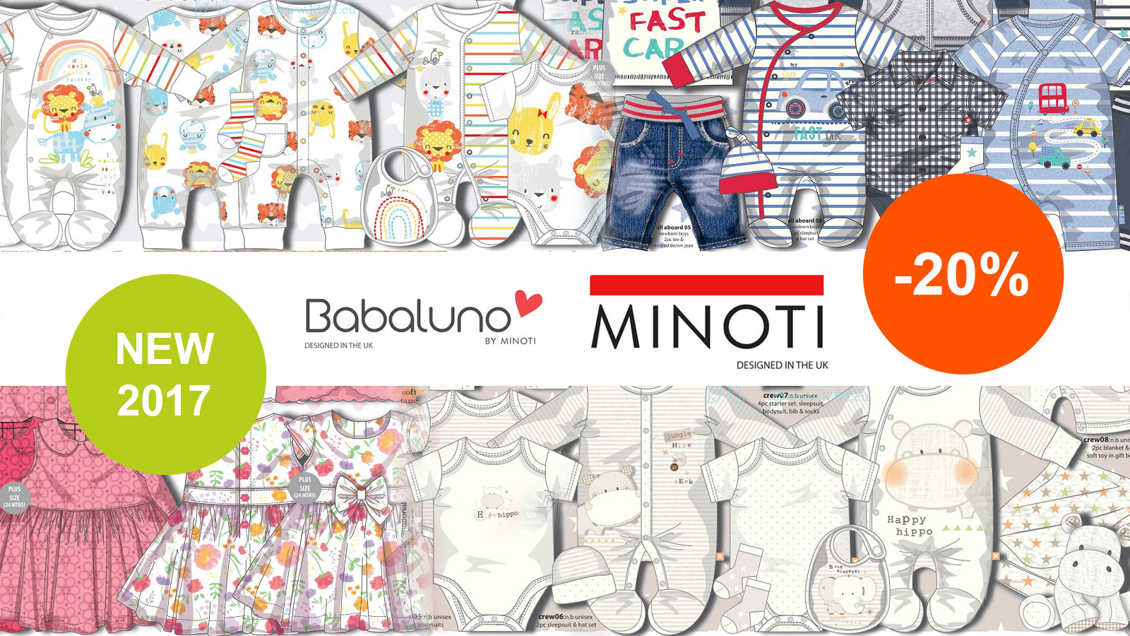 New MINOTI collection Spring/Summer 2017