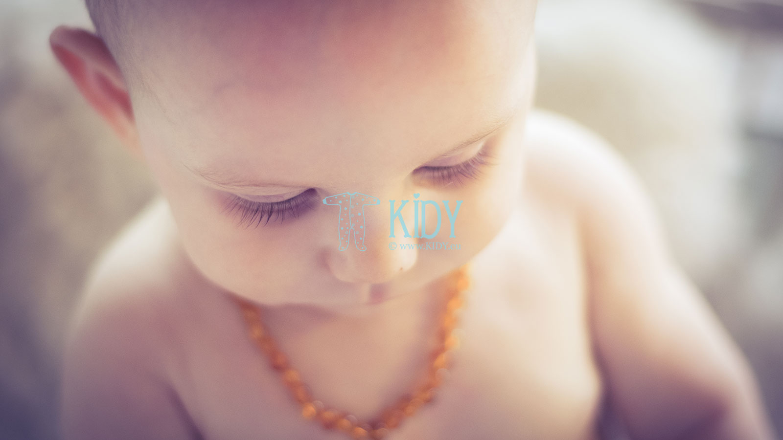 Amber teething beads for kids: natural Baltic amber phenomenon