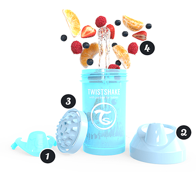 Поильник SIPPY CUPS Twistshake