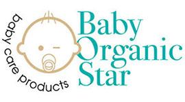 Bambyo (Baby Organic Star) eko sauskelnės, servetėlės ir kosmetika vaikams