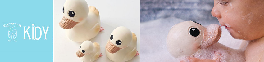 HEVEA PLANET ducks and other bathing toys from 100% natural rubber