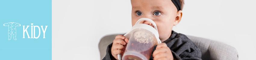 Twistshake gertuvės arba neišsilaistantys puodeliai
