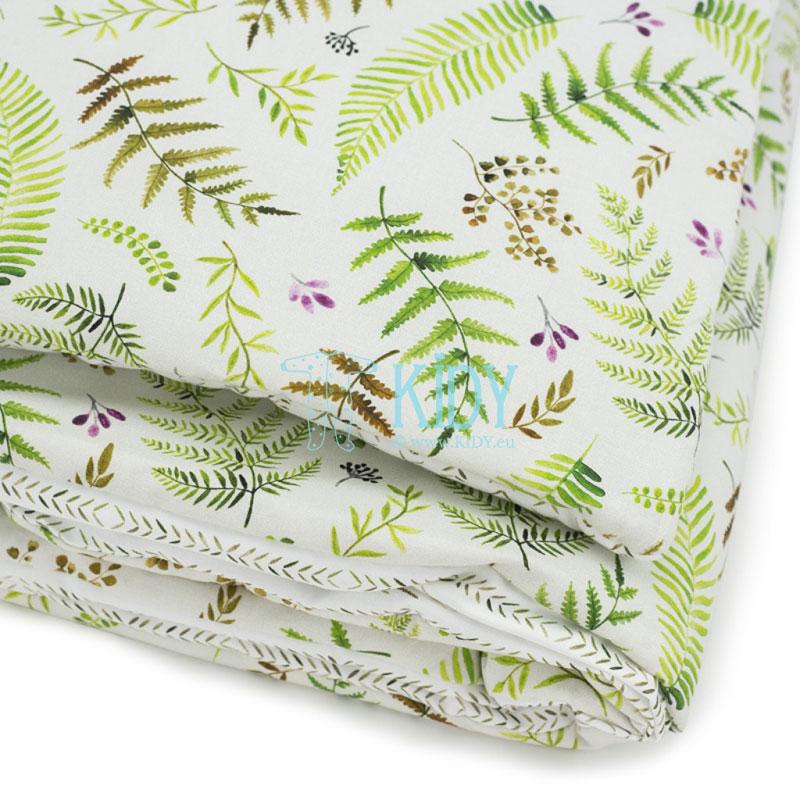 Bedding Paprocie set: duvlet + pillow (MAKASZKA) 10