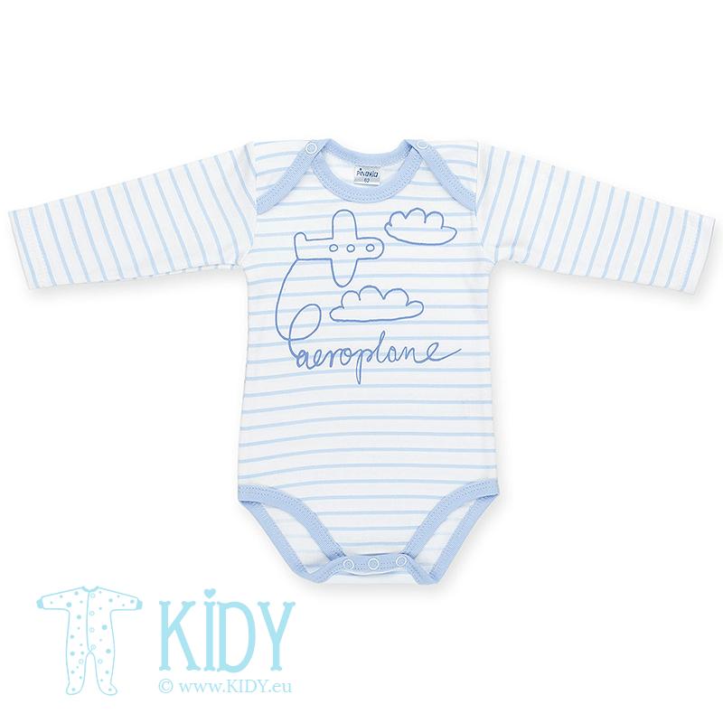 Blue bodysuit HAPPY KIDS