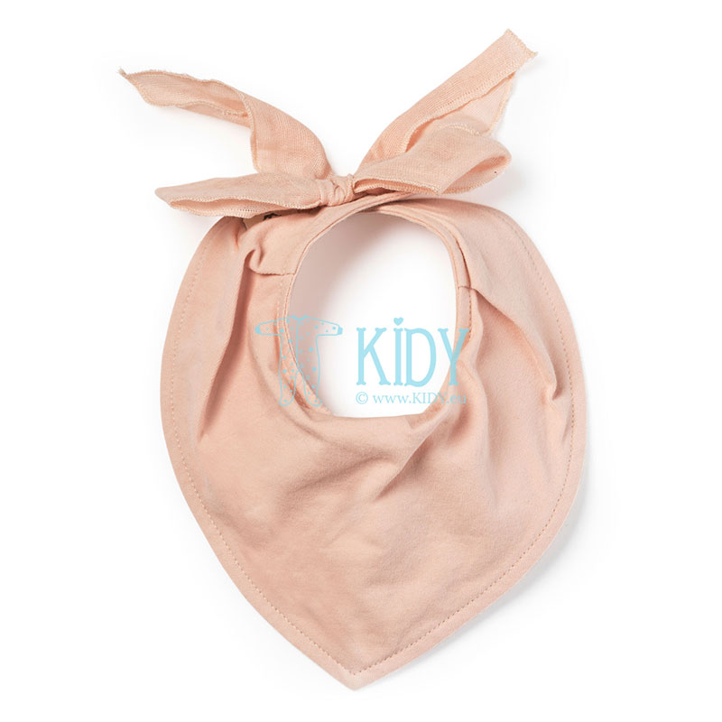 Pink Powder Pink bib