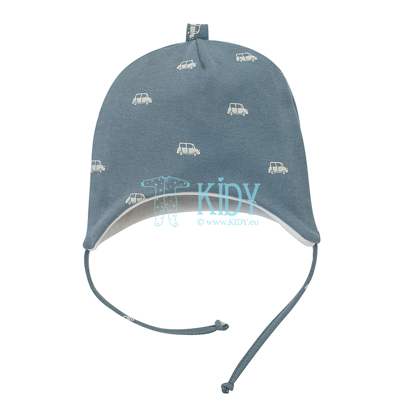 Mėlyna kepurė LITTLE CAR
