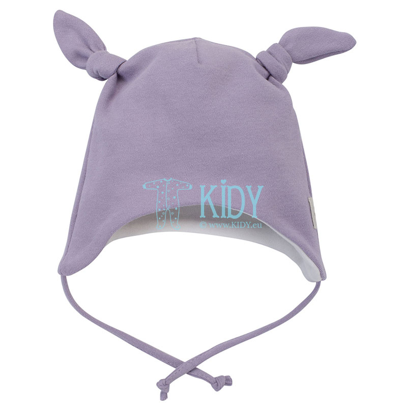 Purple MY GARDEN hat