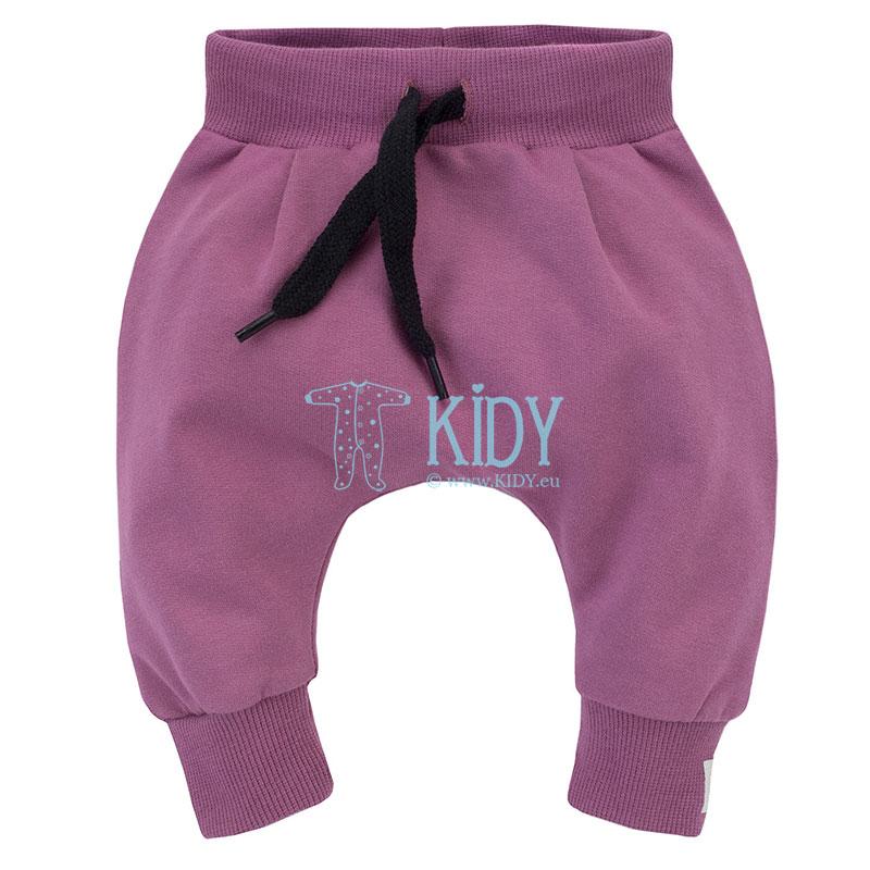 Розовые штаны MY GARDEN