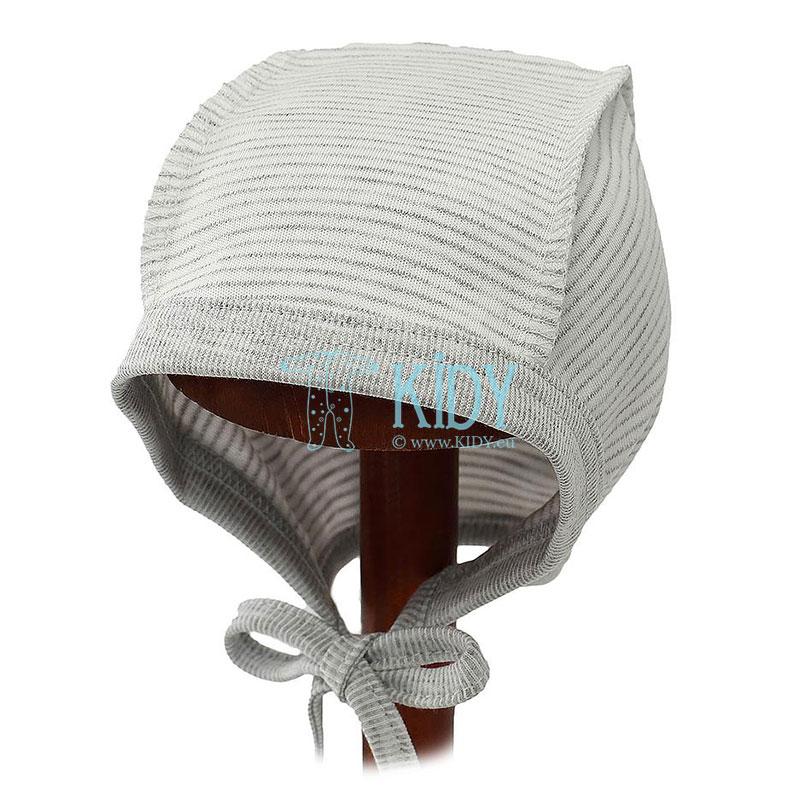 Striped MOMO hat