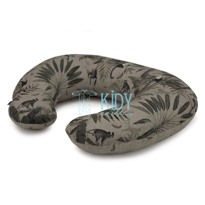 Monkeys nursing pillow