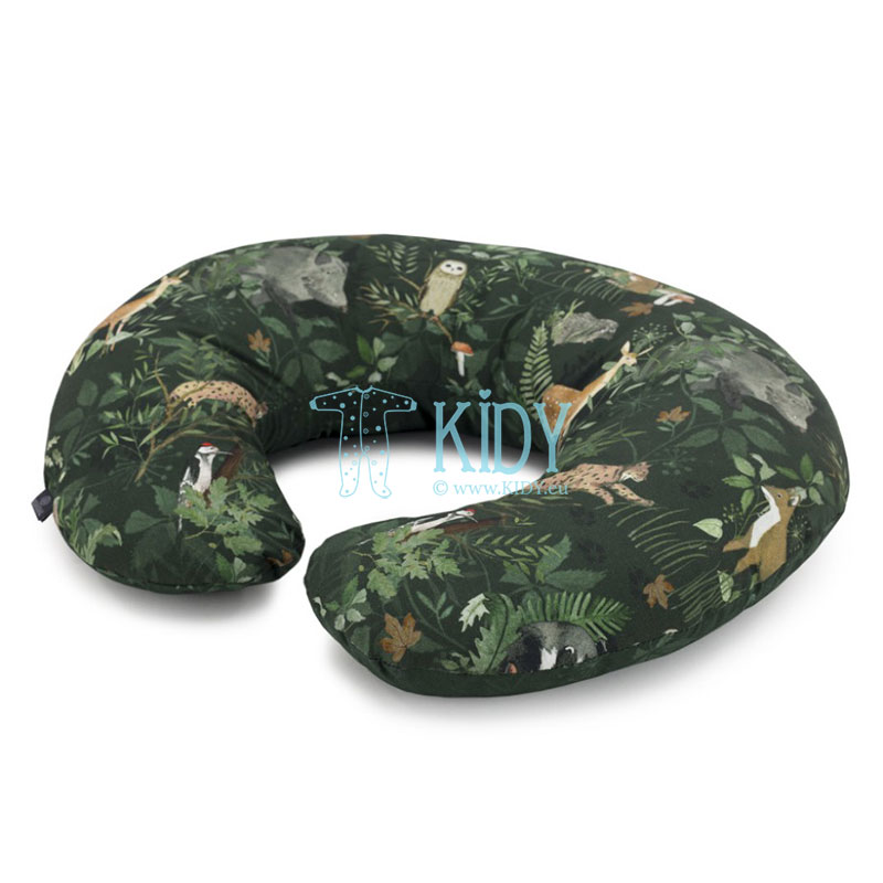 Woodland nursing pillow