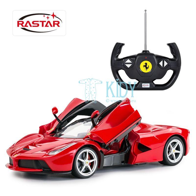 RASTAR automodelis valdomas Ferrar LaFerrari 1:14, 50100