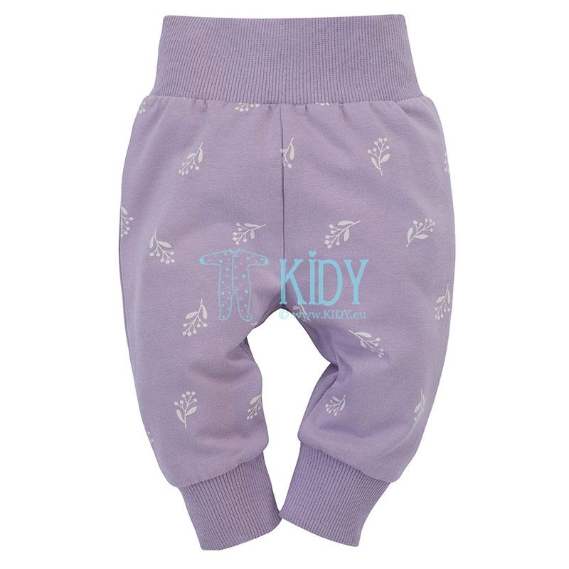 Фиолетовые штанишки MY GARDEN