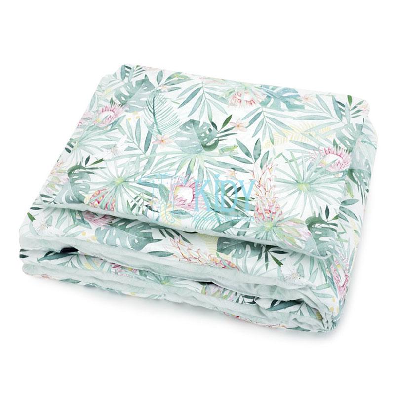 Patalynės komplektas Aloha: antklodė + pagalvė
