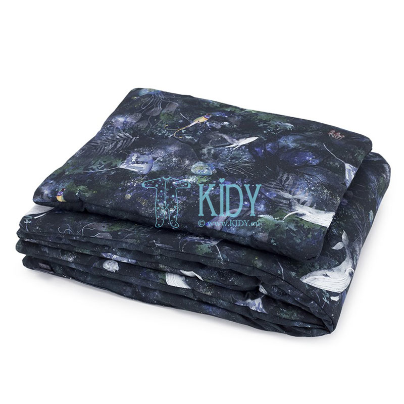 Patalynės komplektas Magic Forest: antklodė + pagalvė