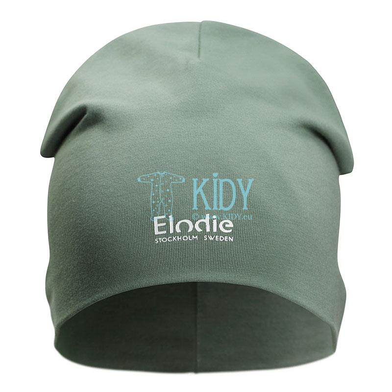 Зеленая шапочка-бини Hazy Jade