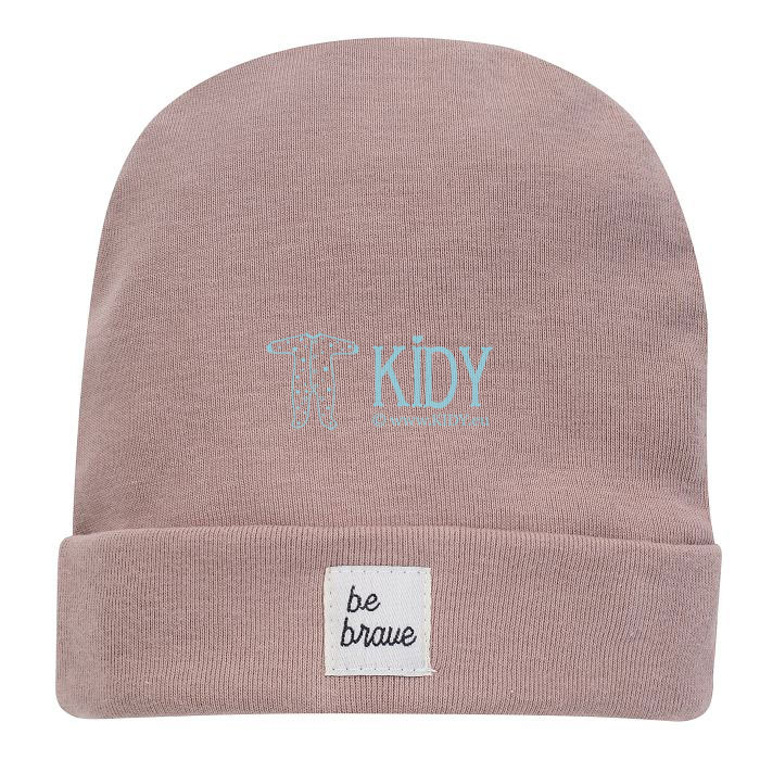Smėlio spalvos kepurė DREAMER