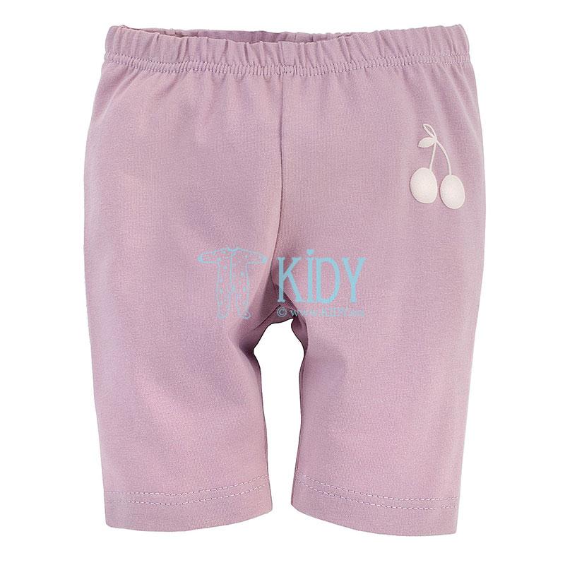 Rožini šortukai SWEET CHERRY