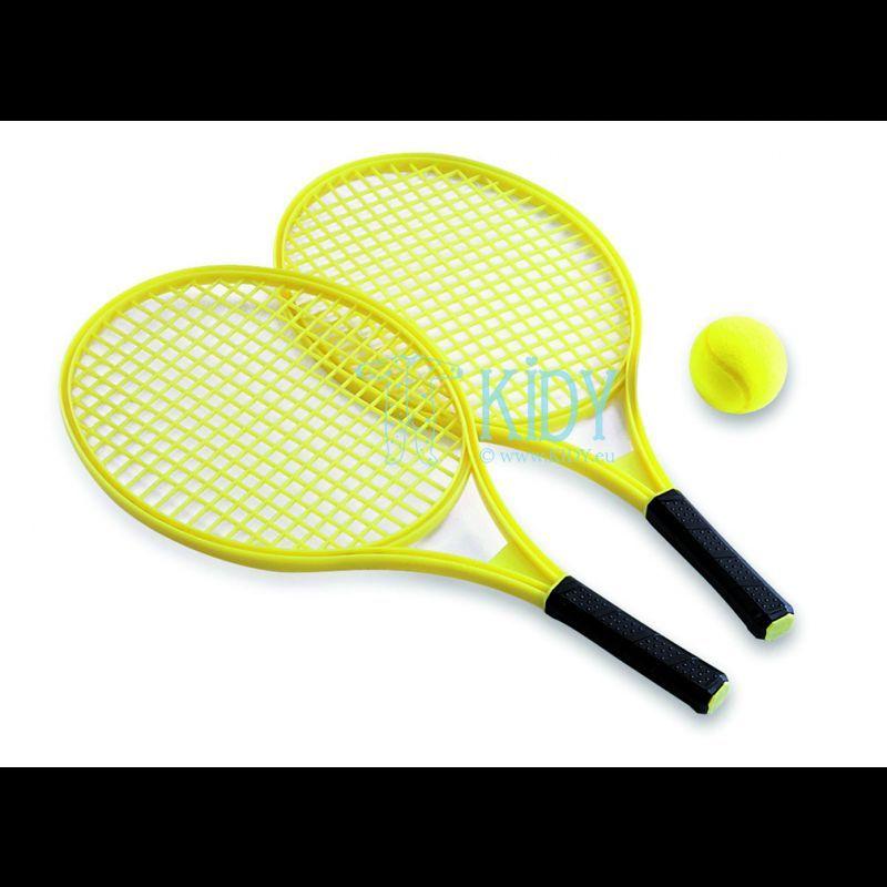 ADRIATIC tinklinės teniso raketės Jumbo, 54 cm., 116