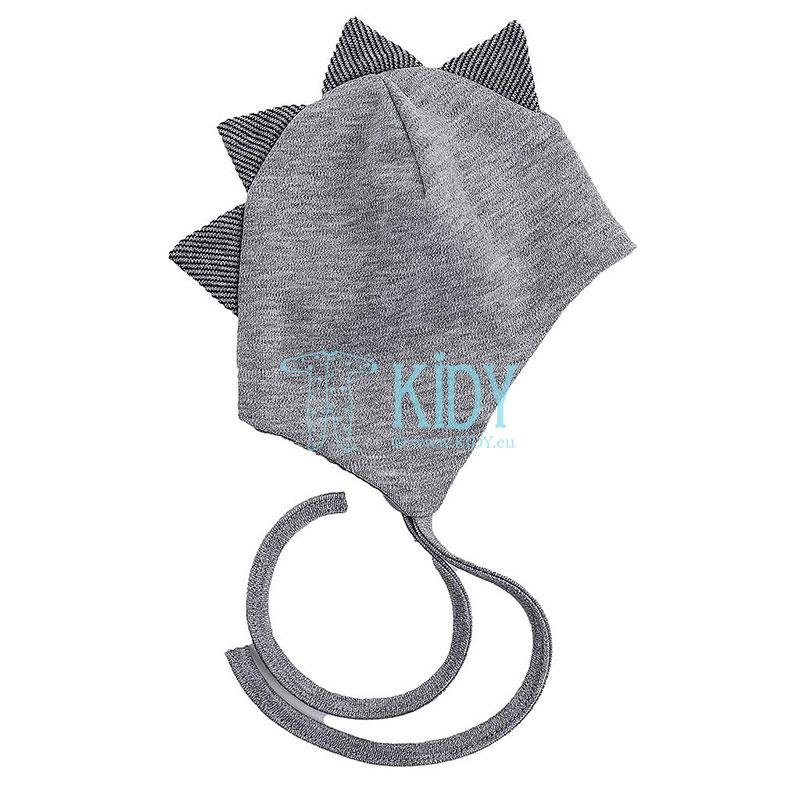 Pilka kepurė DINO