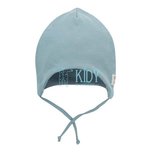 Žydra kepurė SLOW LIFE