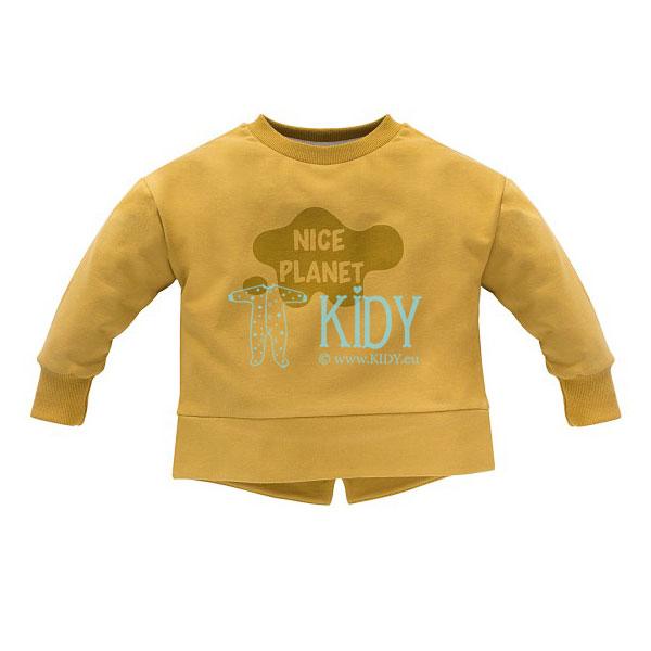 Kario spalvos džemperis TEO