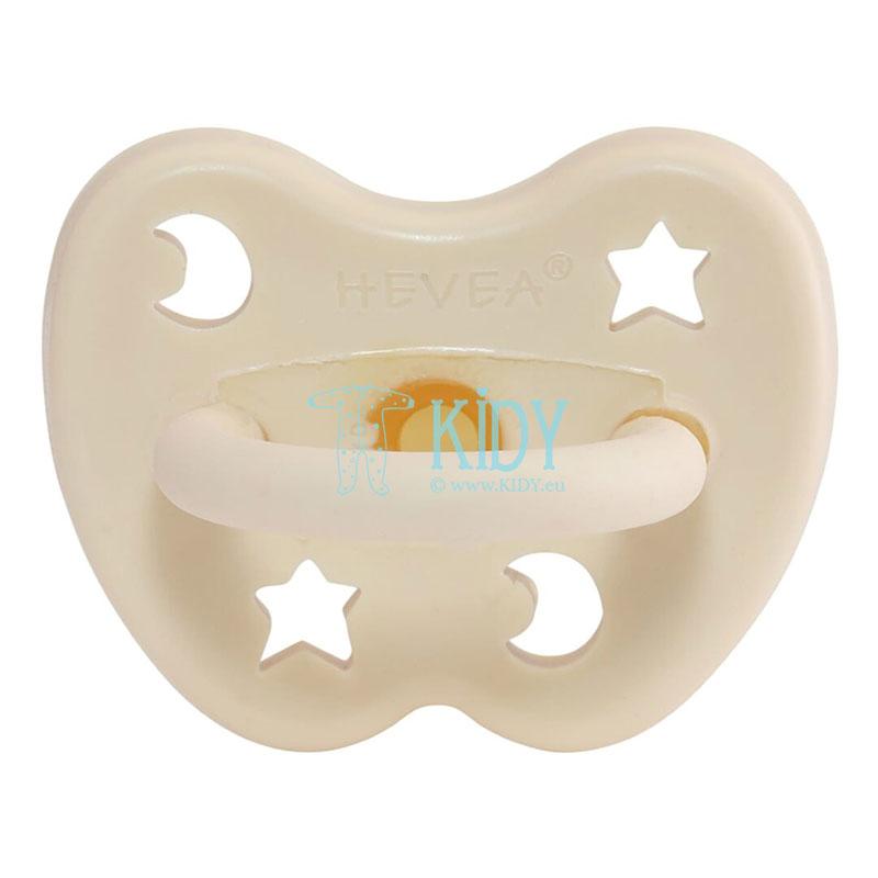 Kreminis ortodontinis čiulptukas STAR & MOON