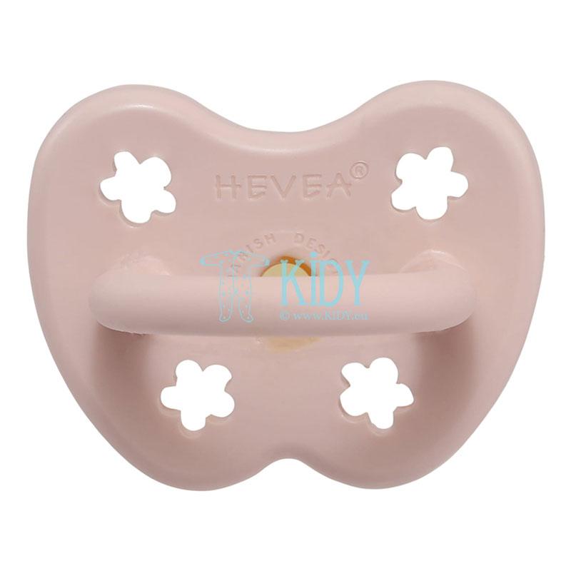 Rožinis ortodontinis čiulptukas FLOWER