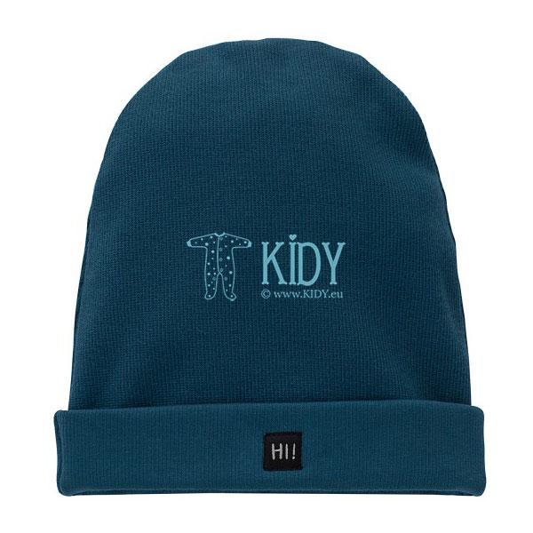 Turkio spalvos kepurė TEO