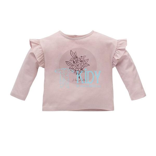 Rožiniai marškinėliai JULIA