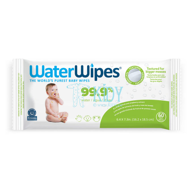 Textured Baby SOAPBERRY Wet Wipes