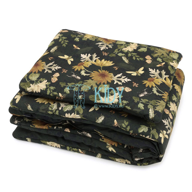 Patalynės komplektas Mikrokosmos: antklodė + pagalvė