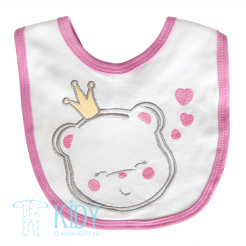 Pink bib A STAR IS BORN (Aardvark)