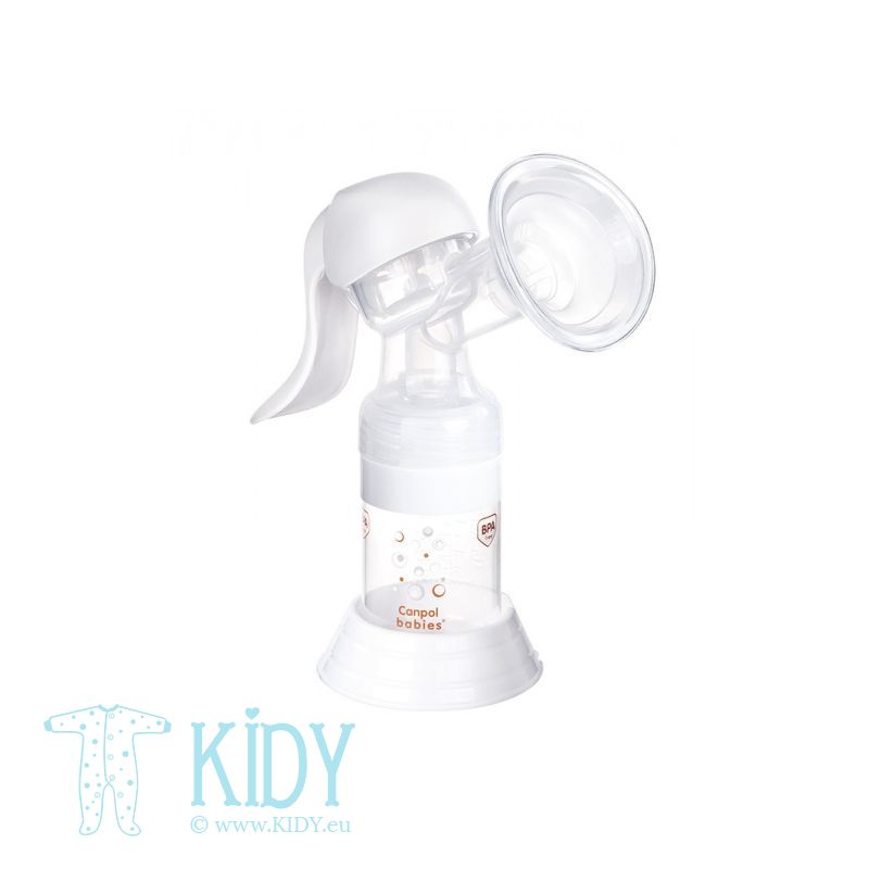 Manual breast pump Basic