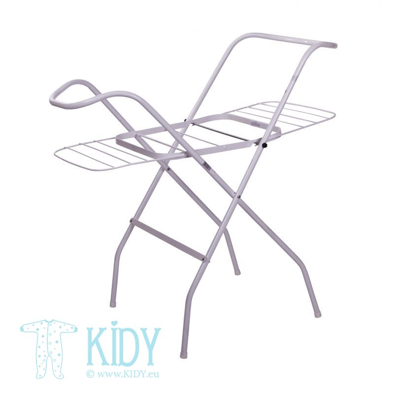 Kris baby-bath stand for big bath with dryer