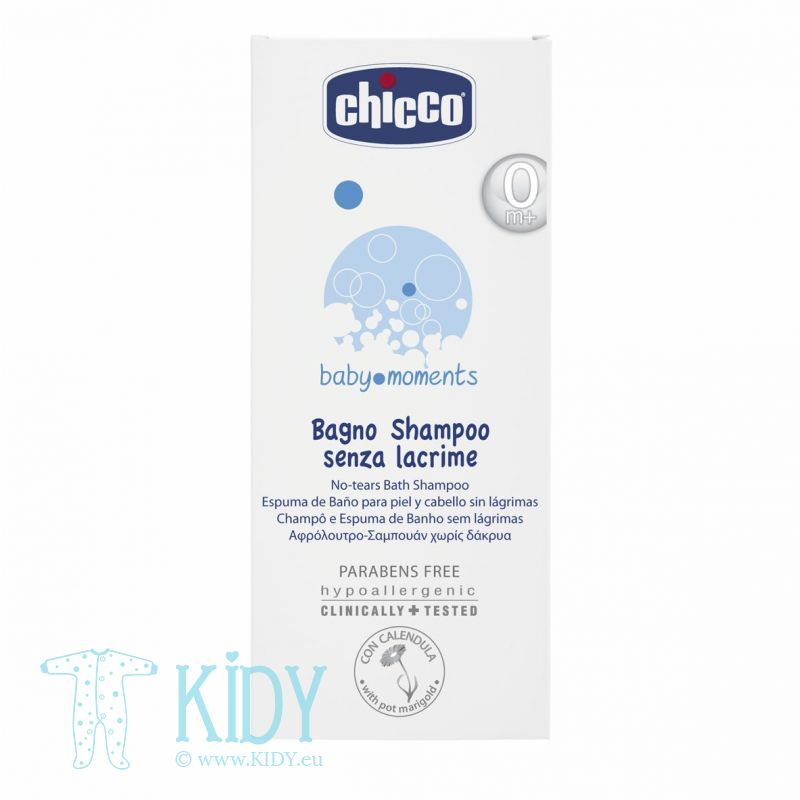 Baby no-tears bath shampoo BABY MOMENTS