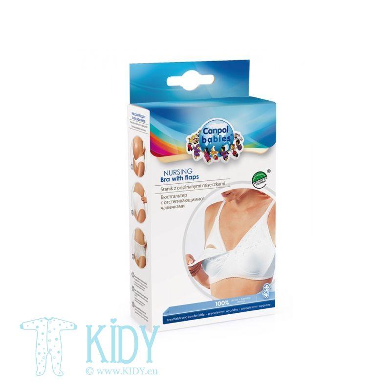 Canpol Babies nursing bra Lux, 80D size, 26/764