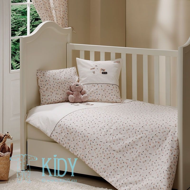 Bedding set MY BEAR: 2 parts
