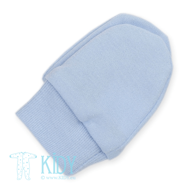 Blue HAPPY KIDS mittens