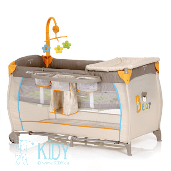 Baige cot playpen BEAR