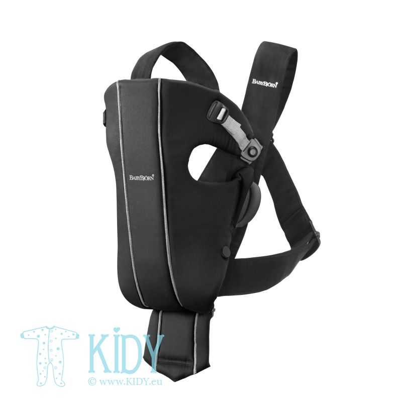 Baby carrier Original Black (BabyBjörn)