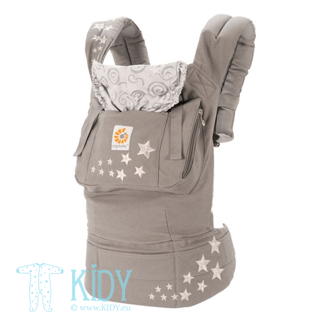 Carrier Original Galaxy Grey (ErgoBaby)
