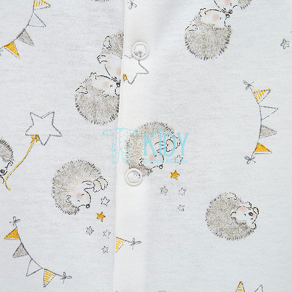 Baltas kombinezonas-pižama POOKY (Lorita) 2