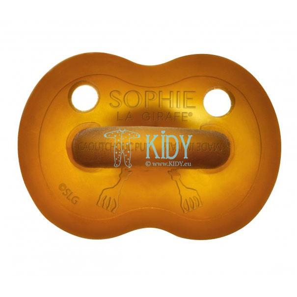Natūralaus kaučiuko čiulptukas Sophie la Girafe (Vulli) 2