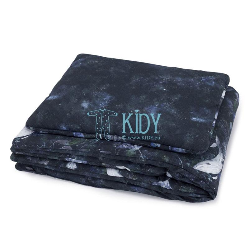 Patalynės komplektas Magic Forest: antklodė + pagalvė (MAKASZKA) 2