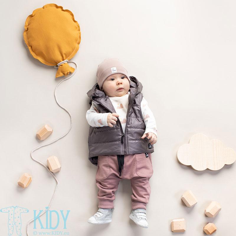 Smėlio spalvos kepurė DREAMER (Pinokio) 2