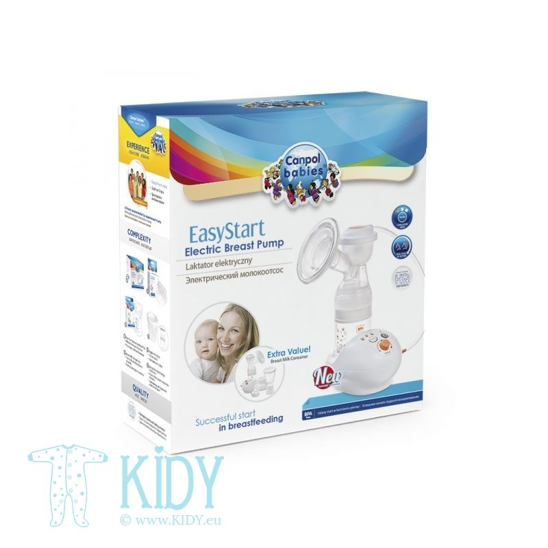 Breast pump 12/201