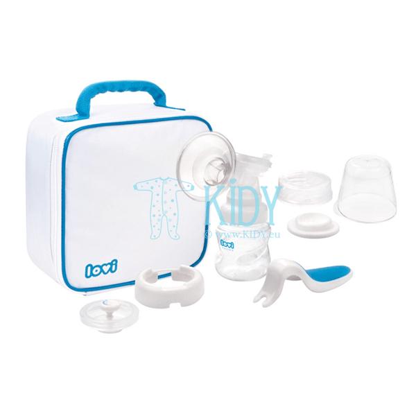 Breast pump manual Protect (Lovi) 2