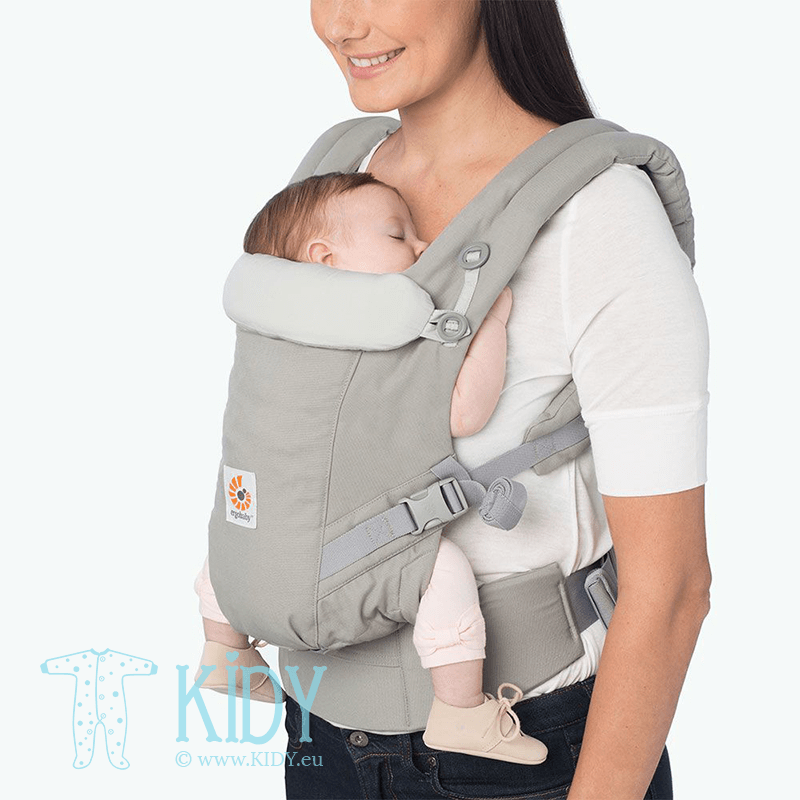 Рюкзак ADAPT Grey (ErgoBaby) 2